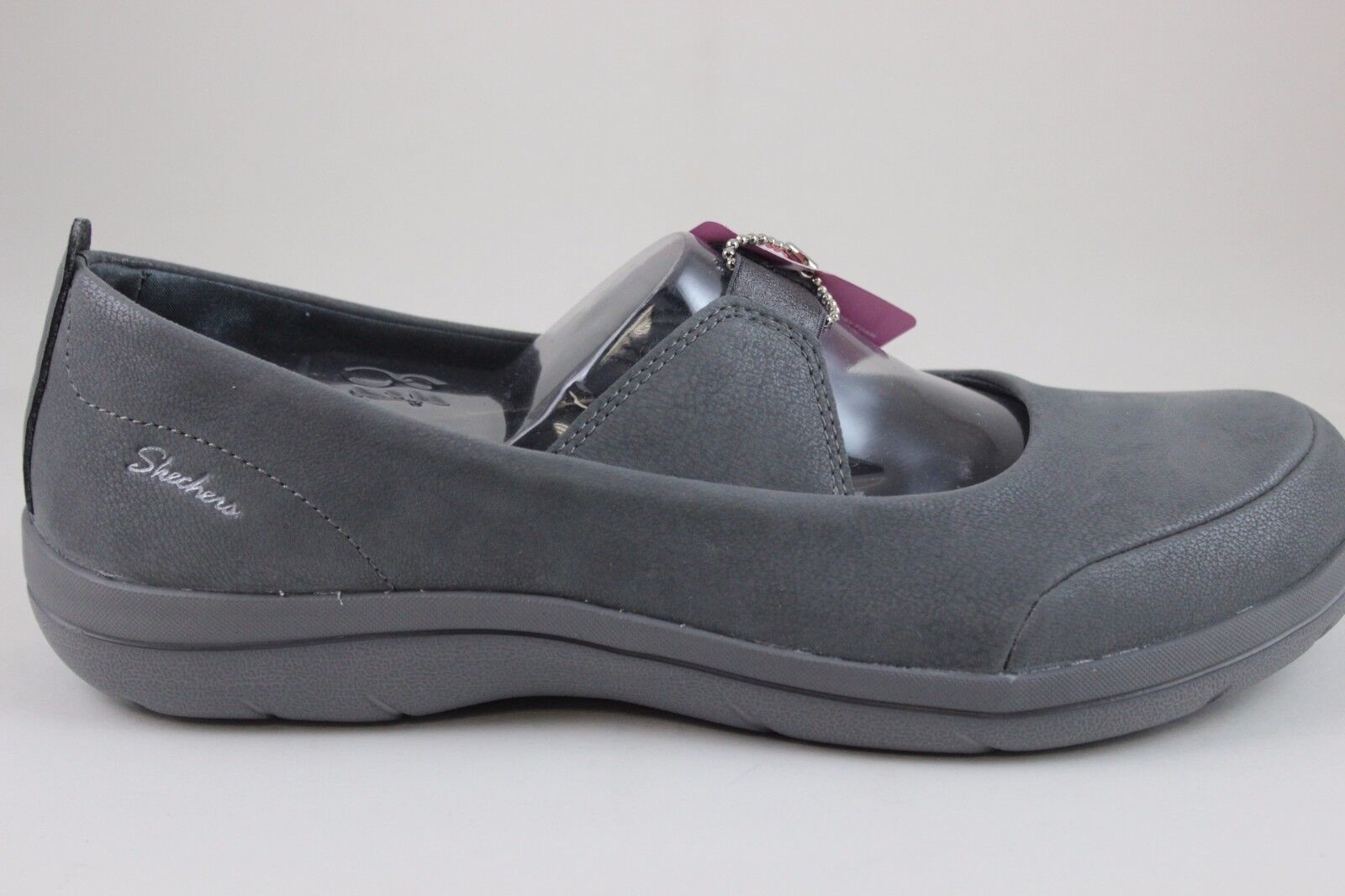 ada131edaa4c Womens Skechers Lite Step Helium Shoes in Charcoal From Get The ...