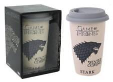 Tazza da viaggio in ceramica Game of Thrones House Stark Travel Mug 15 cm