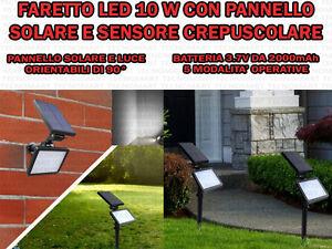 Lampade solari per illuminare il giardino risparmiando community