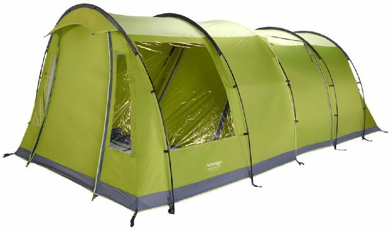 Vango Woburn 400 Enclosed Awning, Herbal Grün, New - 2017, (H 185cm W  260cm)