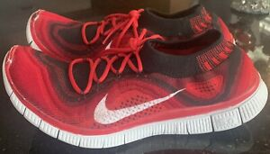 the latest 90199 bb448 Details about Nike Free Flyknit 5.0 Men's Size 10