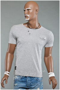 Carisma-Party-Herren-T-Shirt-3195-grau
