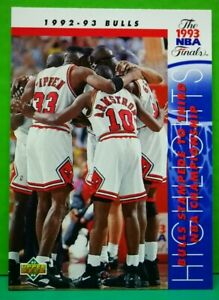 Scottie Pippen subset card 1993-94 Upper Deck #208