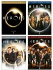 Heroes: The Complete Series (DVD, 2010, 24-Disc Set)