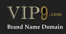 VIP9.com * * * 4 letters, executive, great brand & Very Important Person Domain