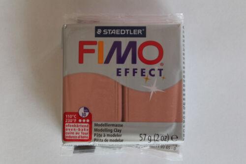Effekt pearl rosegold Fimo Modelliermasse FIMO® soft