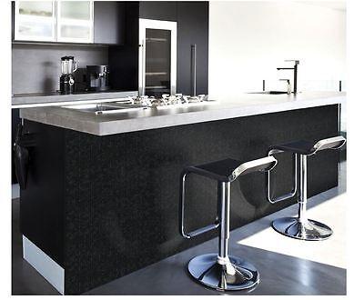 Twingkle Glitter Black White Self-Adhesive Contact Paper Shelf Drawer