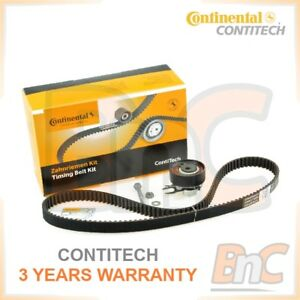 # CONTITECH HEAVY DUTY TIMING BELT KIT CAMBELT SET TENSIONER PULLEY /& WATER PUMP