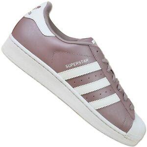 Détails Chaussures Gris Lilas Originals Superstar Ii Sur Baskets Cuir Blanc S75131 Adidas HWE9I2YeD