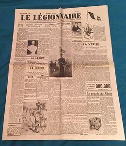 Journal-Le-Legionnaire-Du-1-Er-Mai-1941