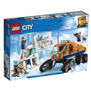 Lego 60194 - Expédition dans l'Arctique: nouveau véhicule d'exploration