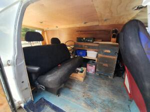Dodge Ram B250 camper van