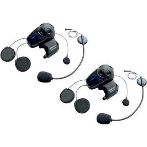 Sena SMH5 Motorrad Bluetooth Headset Gegensprechanlage Dual Pack