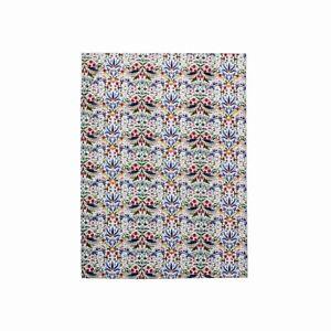 Delightful-William-Morris-White-Strawberry-Thief-Tea-Towel-100-Cotton
