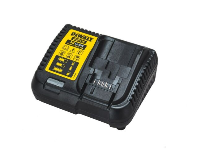 DeWalt DCB115 XR 10.8-18v Li-Ion Multi-Voltage Charger