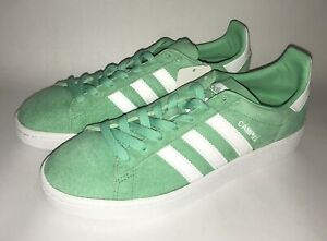 Campus Green Mens Adidas bz0076 Glow 7 Sneakers 689718044447 Taglia 5 White Originals TI6qaqfE