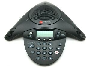 Polycom-SoundStation-2-Office-Business-Conference-Phone-2201-16000-001