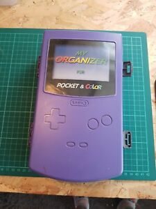 Details about Logic 3 MY Organizer for Gameboy Pocket & Color Storage Carry  Case