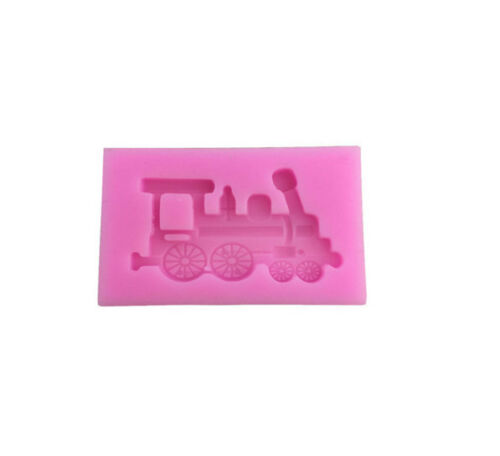 Classic Train Engine Silicone MoldCustom Silicone Mats and MoldsBakell®