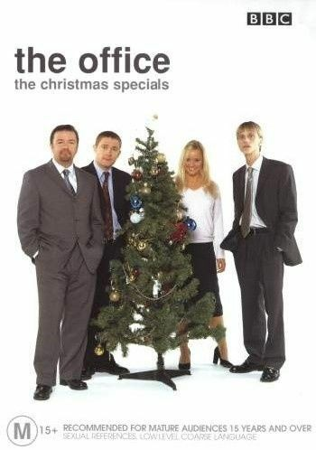 1 of 1 - The Office - The Christmas Specials (DVD, 2004, R4)