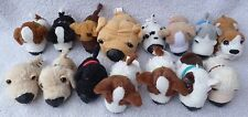 15 McDonalds Happy Meal Soft Toy The Dog Artlist Collection Plush Bundle Job Lot