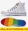 Converse-Chuck-Taylor-ALL-STAR-HI-Pride-Core-2017-Shoes-LGBT-US-Men-8-to-13-New thumbnail 1
