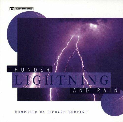Richard Durrant Thunder lightning and rain  [CD]
