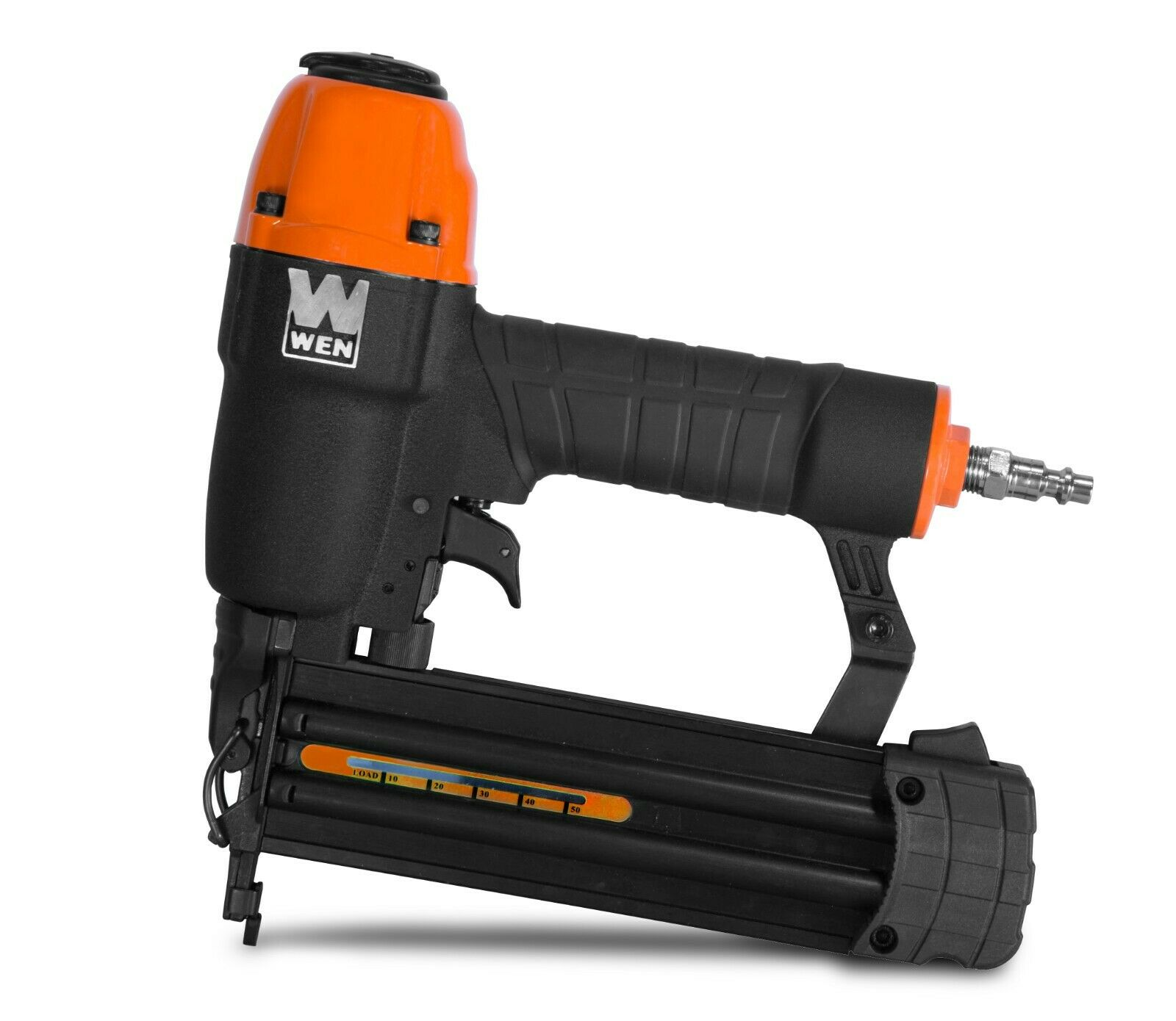 wen_products WEN 61722 18-Gauge 2-in-1 Pneumatic 2-Inch Brad Nailer and 1/4 Crown Stapler
