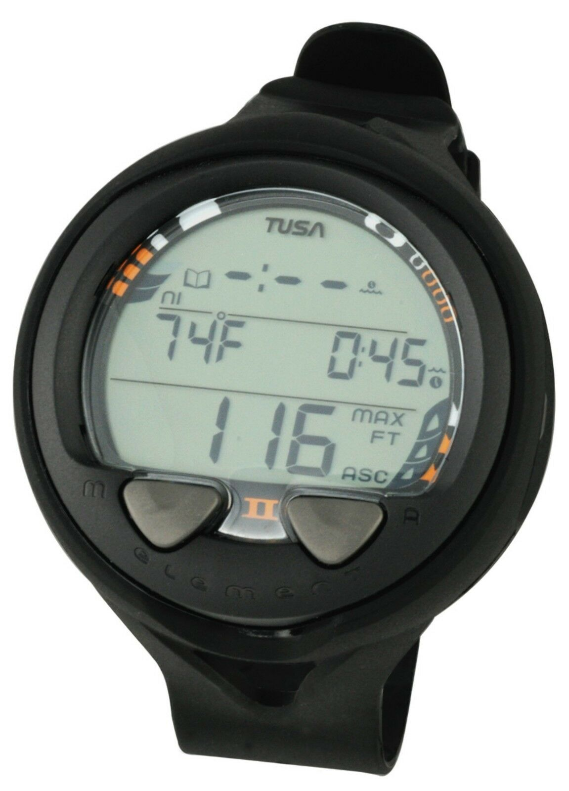 Tusa Element II Dive Computer