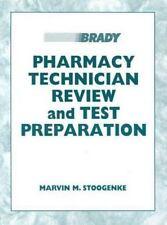 Pharmacy Technician Review and Test Preparation (Brady)-ExLibrary