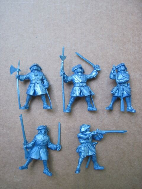 Preobrazhensky Regiment (about 1700-1815) toy soldiers Technolog 54 mm