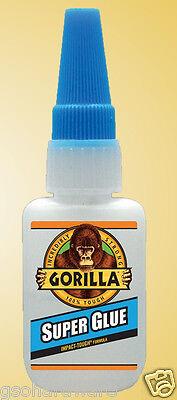 Gorilla SUPER GLUE .53 oz Dries Clear