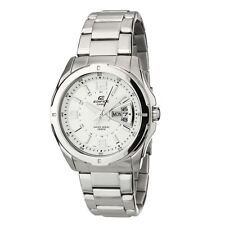Casio Edifice Stainless Steel Analog Men's Dress Watch EF129D7A