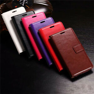 Portefeuille-en-cuir-Stand-Flip-Card-Case-Cover-POUR-Google-Pixel-2-3-XL-Pixel-3-3-A-XL