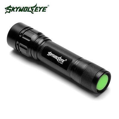 Focus 6000 Lumens 3 Modes CREE XML T6 LED 18650 Flashlight Torch Lamp Powerful