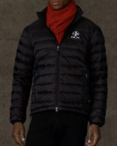 RLX Ralph Lauren Large Black Explorer Jacket Puffer Down ...