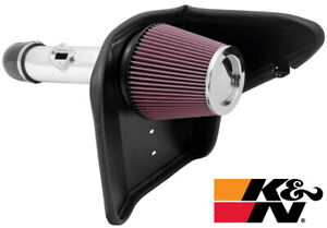 69-4520TP-K-amp-N-Air-Intake-Kit-TYPHOON-CHEVROLET-CAMARO-3-6L-V6-10-11-KN-Metal
