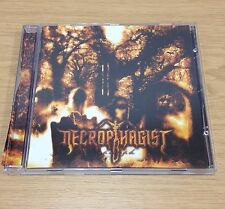 Necrophagist - Epitaph Cd Brand New Death Metal Vader Decapitated