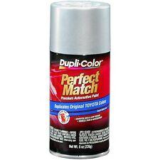 Duplicolor BVW2039 For VW Code LA7W Reflex Silver 8 oz. Aerosol Spray Paint