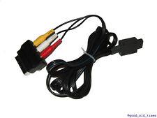 ## original NINTENDO GameCube / N64 / SNES CINCHKABEL + SCART-Adapter ##
