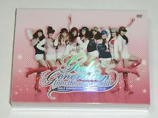"""SNSD GIRLS' GENERATION The 1st ASIA TOUR """"Into the new world"""" Korea ver. DVD"""