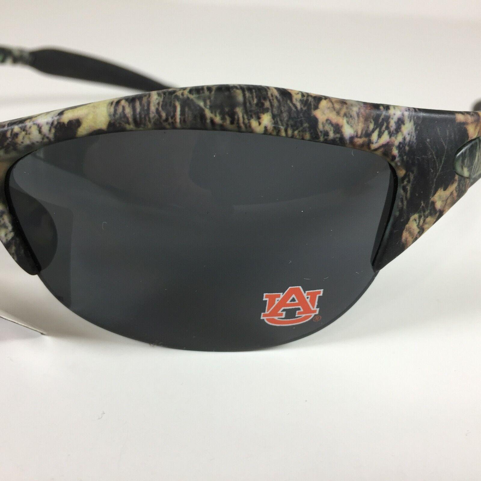 FTH Auburn Tigers Active Camouflage Sunglasses