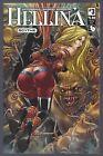 Hellina #3 Scythe Stunning  Cover Boundless Comics Hot