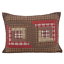 TACOMA-QUILT-SET-choose-size-amp-accessories-Log-Cabin-Red-Plaid-Lodge-VHC-Brands thumbnail 7