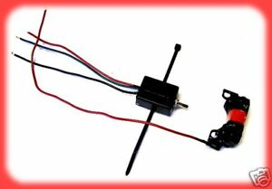 NEW 6V MINI-CHARGER FOR Motorized Bicycle Lighting Use With 6 Volt Mini-Gen