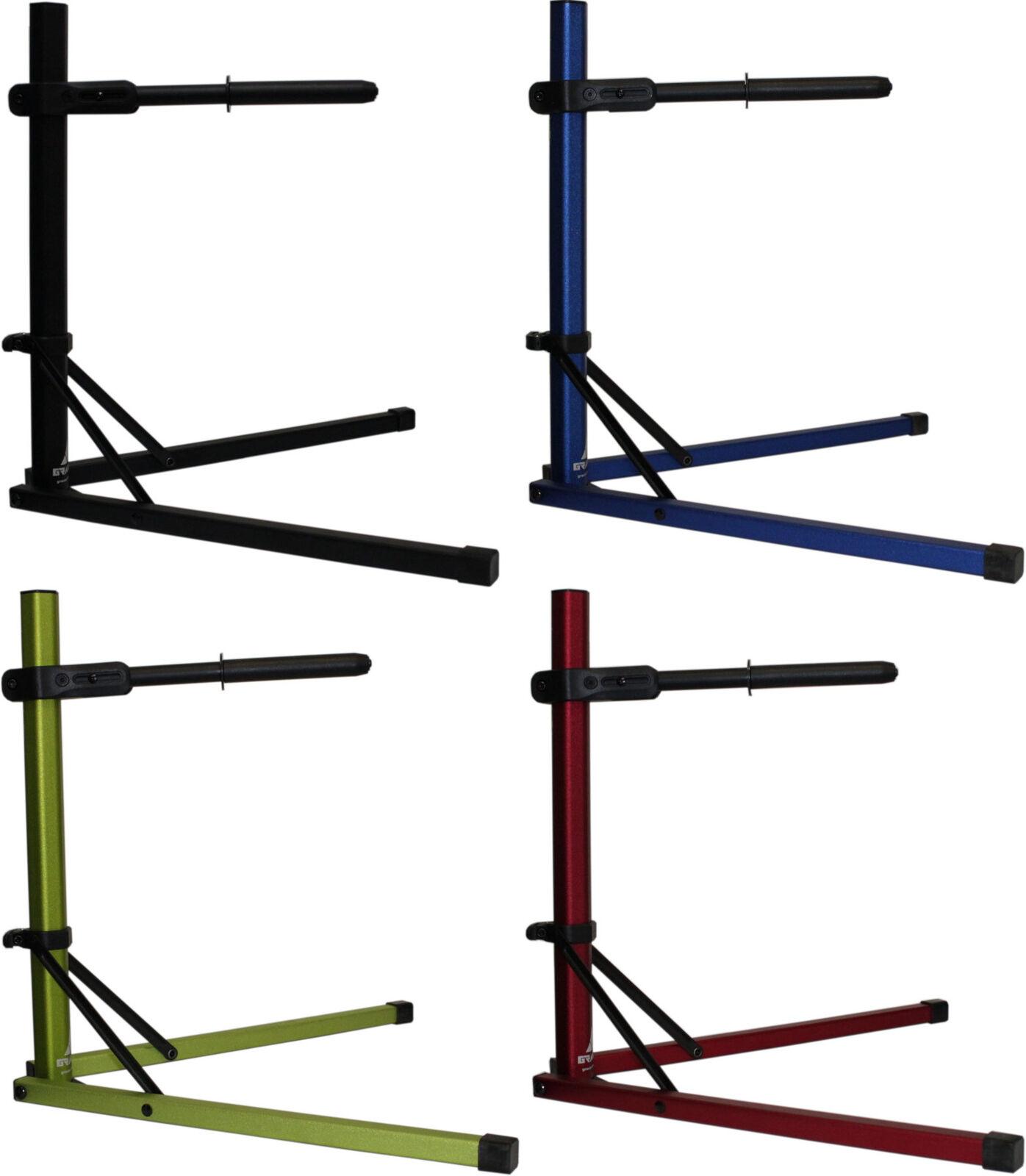 Granite Design Hex Stand incl. Shimano M20 Adaptor & Carry Bag