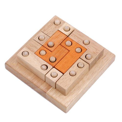 Shape Sorter Educational Geometric Puzzle Board Blocks Wooden Toddler Toy L