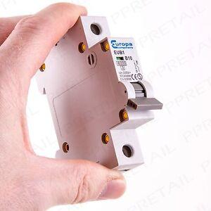 type b miniature circuit breaker 10 amp unit fuse box board trip image is loading type b miniature circuit breaker 10 amp unit
