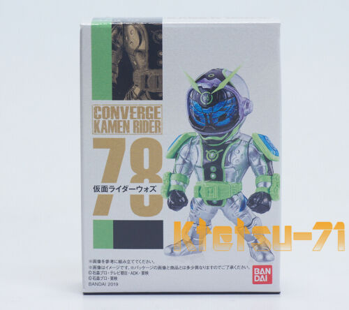 CONVERGE KAMEN RIDER 14 Woz #78 Figure BANDAI Candy toy