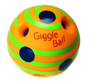 Giggle Ball Spielball Kindergarten Qualität Agilityball 661-45 Spielzeug für draußen